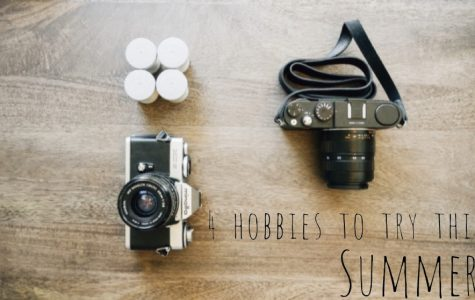 4 Hobbies to Try This Summer