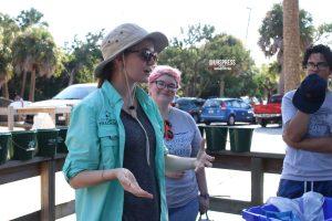 Podcast post: Teacher Jennifer Cherry helps you save the earth
