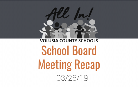 Volusia County School Board discusses funding