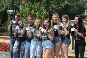 Interviewing, writing, filming: a look into the 2019 FSPA Convention