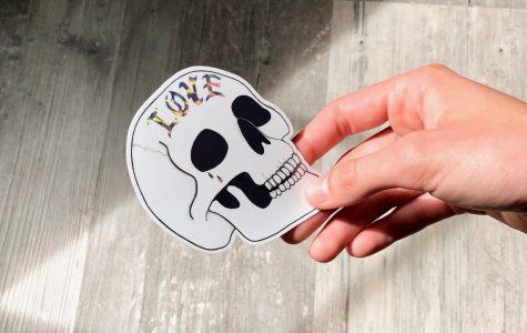 DIY sticker making