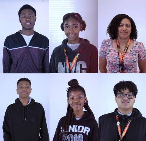 Students represent their culture through Black History Month