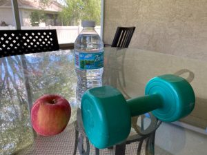 How to stay healthy while at home