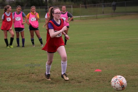 Soccer Tryouts Kick off the Season